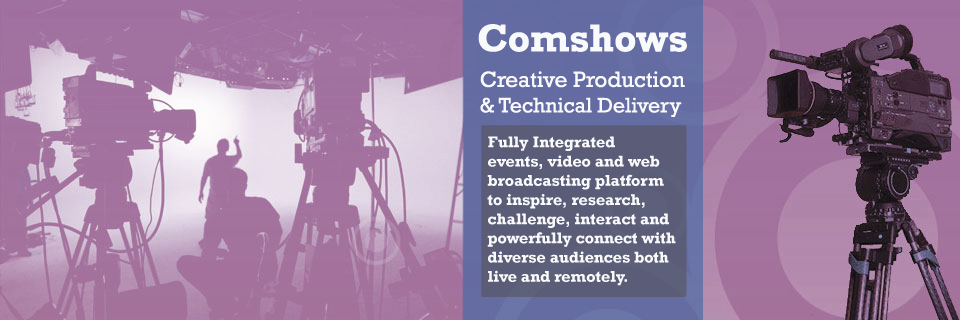 Comshows Creative Video Production