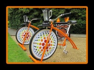 Smoothie bike 2